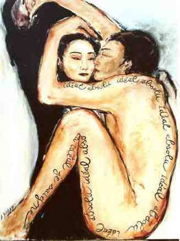 Yoko et John