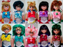 Irwin Sailor Moon Senshi by KatherineAlyce