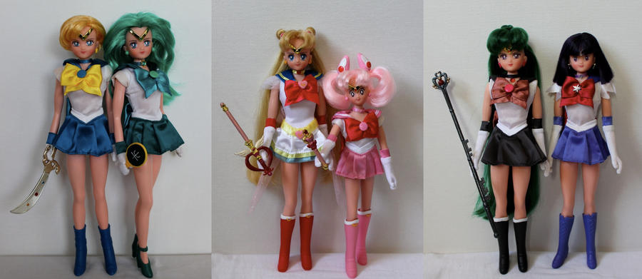 Custom Senshi by KatherineAlyce