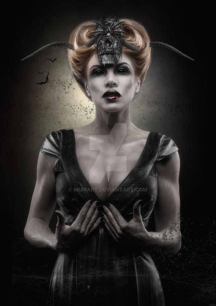 Lilith by muirart