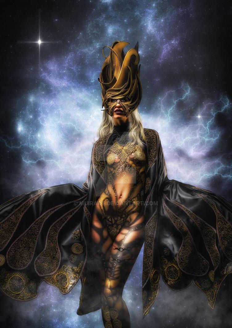 Amora The Enchantress by muirart