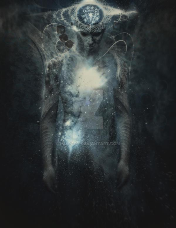 Prometheus by muirart