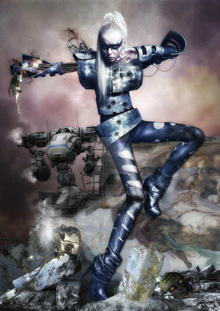Apocalypse 2224 by muirart