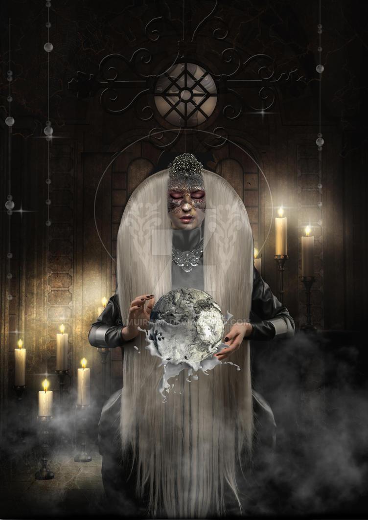 The Dark Works by muirart