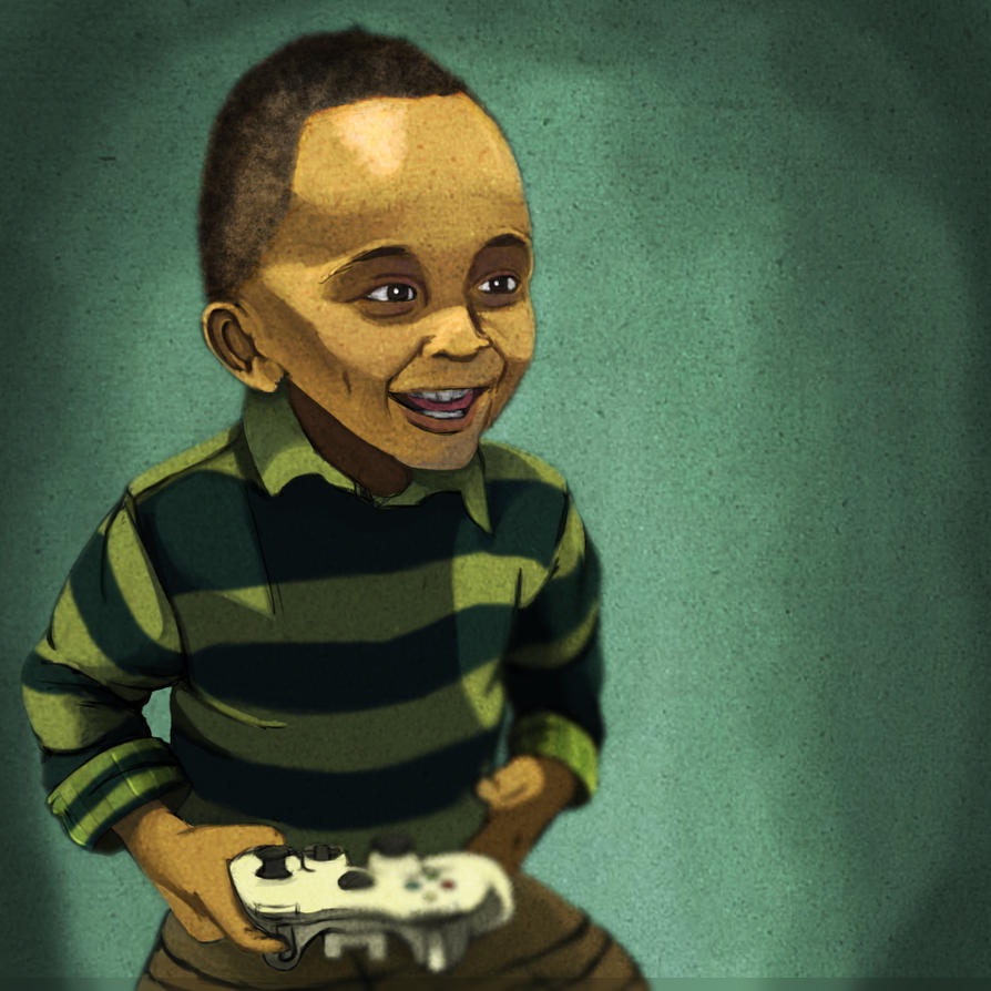 My Precious Little Nephew by William099