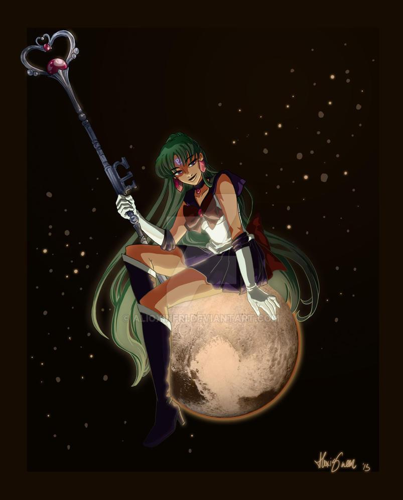 Pluto's Soldier by Alioxinfri