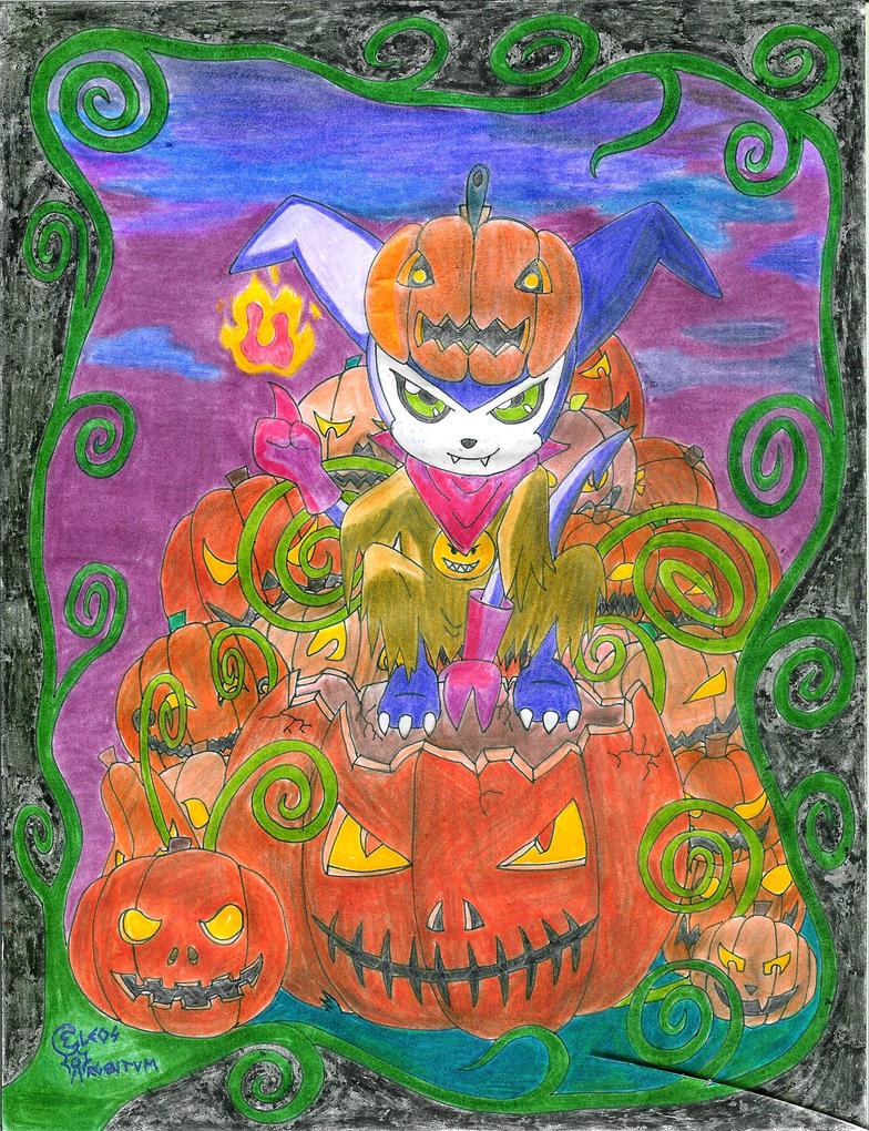 Pumpkin King by EleosArgentum