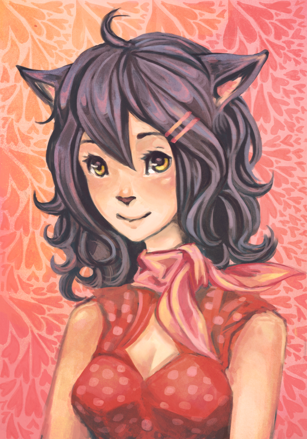 Gaia Commish: Saitemi by bhakri