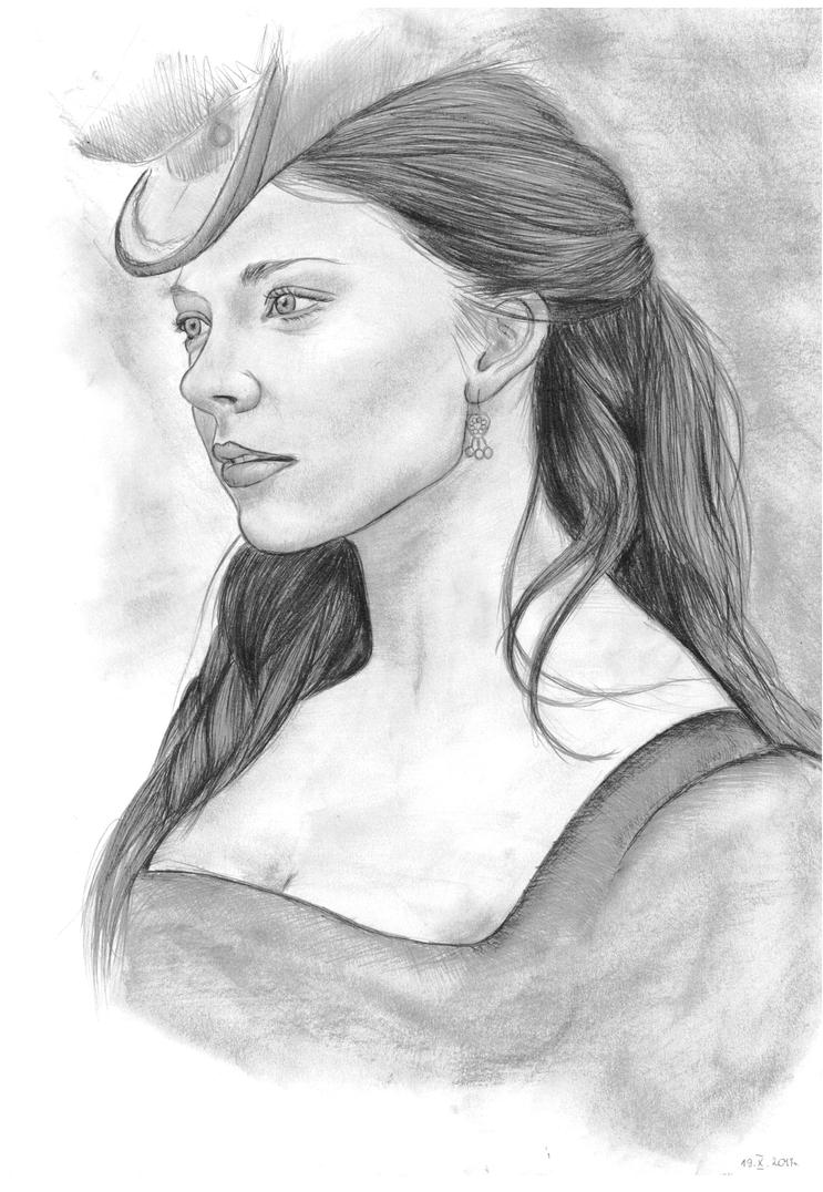 Anne Boleyn by Anetteee