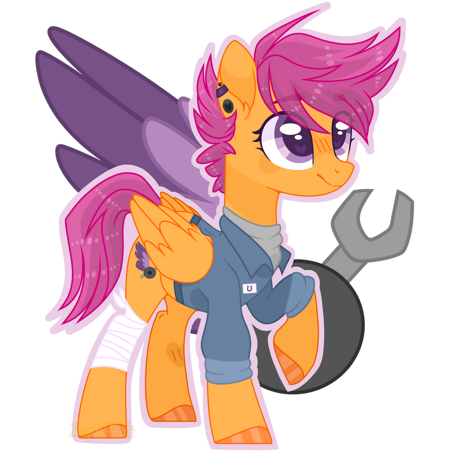Hc Scootaloo By H Umhallelujah On Deviantart May 16, 2016 · commission animation brought to you by the apple buruma project! hc scootaloo by h umhallelujah on