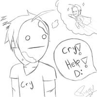 QS: Silly Cry by Piggy-The-PumpedPig