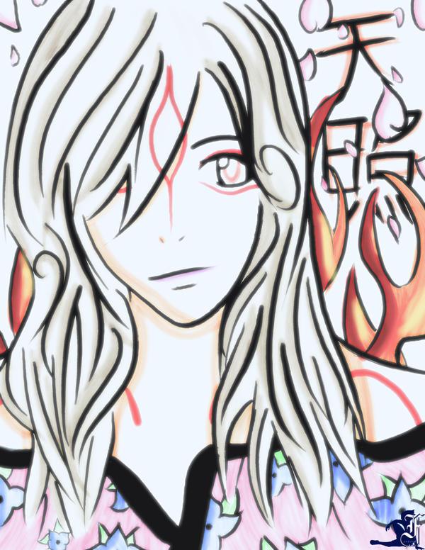 .-Amaterasu-sama+. by kaminari-25