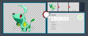 Grass Starter: Cogress by Hu-Faker