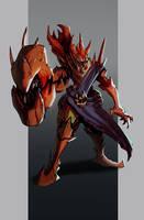 Crab abomination by Mehdi-kun