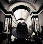Eugene in Louvre... by denis2