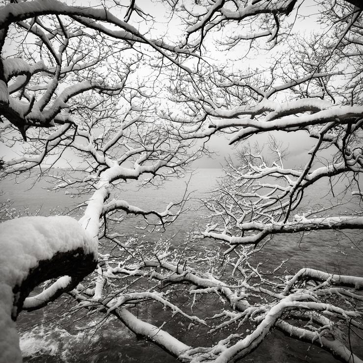 Sea...snow... by denis2