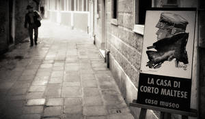 Searching for Corto... by denis2