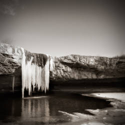 ice curtain by denis2