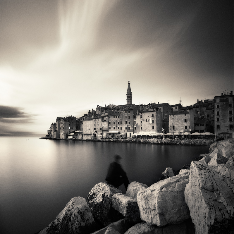 Old man and Rovinj... by denis2