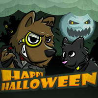Happy Halloween Growtopia!
