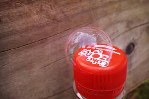 coke bubble by TomRolfe