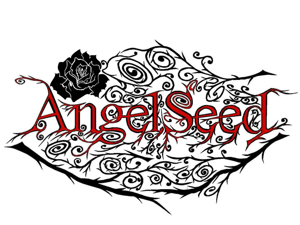 Tribal angel seed logo picture by ~Auronff10 on deviantART