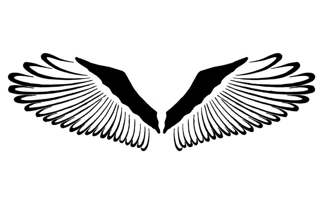 angel demon wings by auronff10 on deviantart. Black Bedroom Furniture Sets. Home Design Ideas