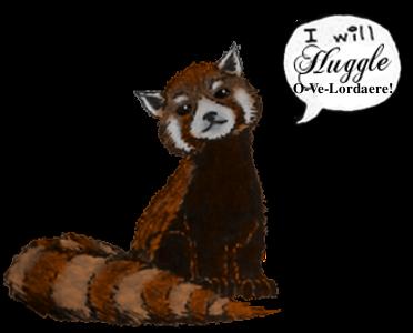 Red Panda Drawing Furry Cute furry red panda coloredRed Panda Drawing Furry