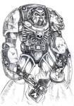 Warhammer 40k Terminator