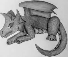 Dragon Child by DarkWanderer696