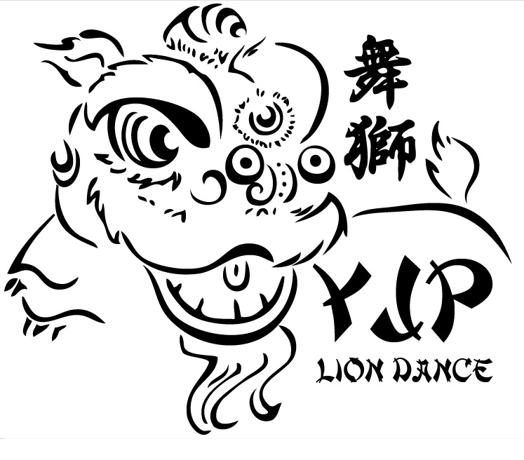 Ying jow pai brasil lion dance team by fecap on deviantart for Chinese lion coloring page