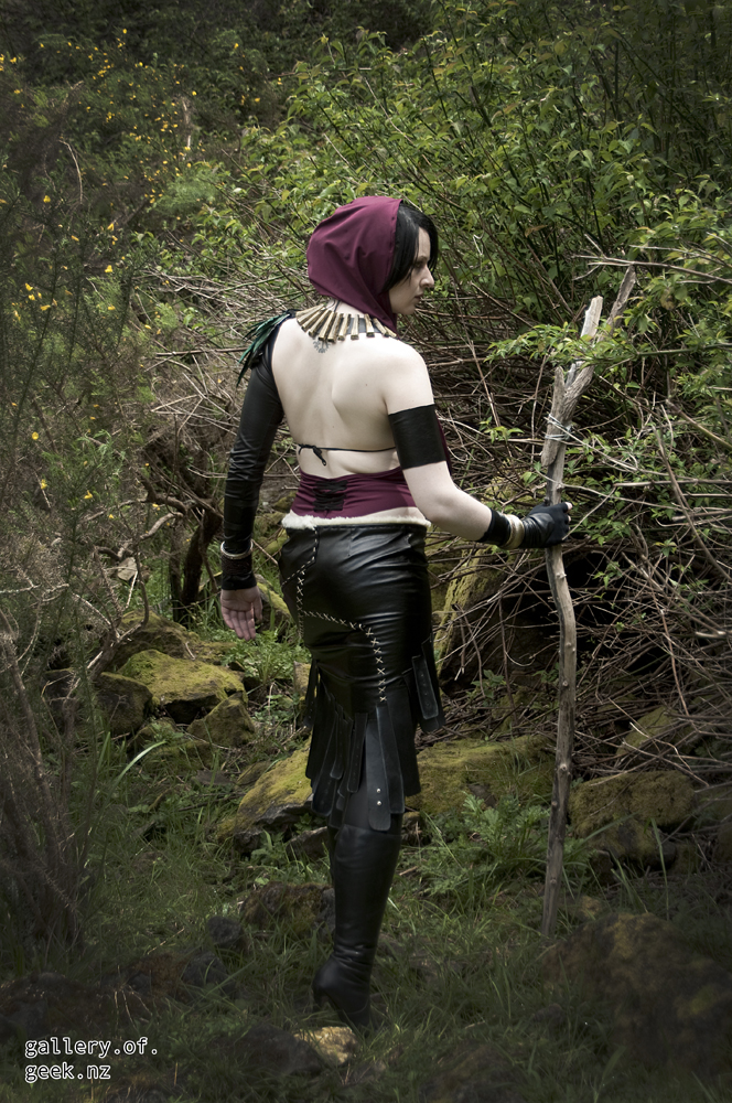 Morrigan 01 by static-sidhe