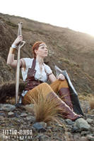 Aveline 01 by static-sidhe