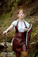 Aveline 02 by static-sidhe