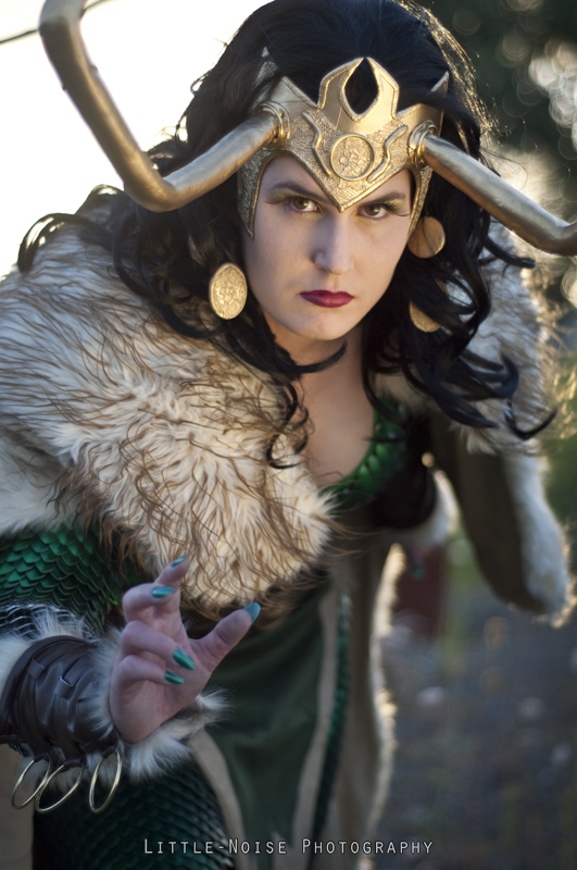 Lady Loki 01 by static-sidhe