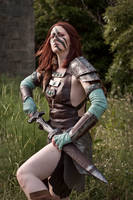 Aela the Huntress 01