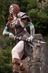 Aela the Huntress 03
