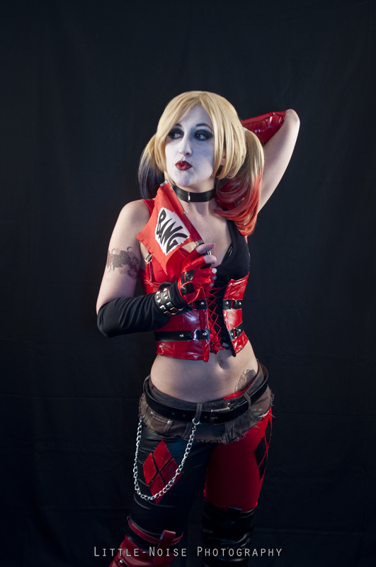 Harley Quinn 01 by static-sidhe