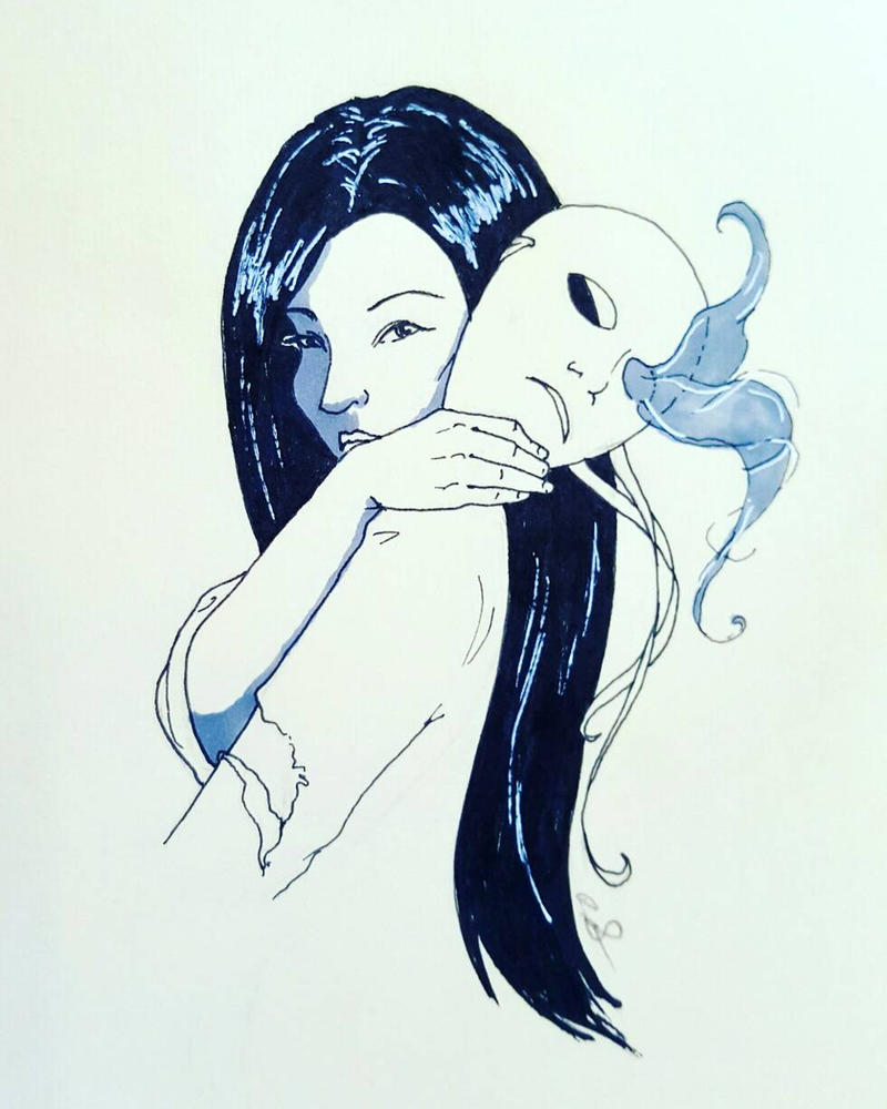 inktober doodle 2 by otterling