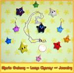 Mario Luma Jewelry and Charms