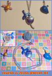 Legend of Zelda Jewelry Set