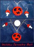 Naruto - Uchiha Jewelry Set