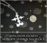 Kingdom Hearts Nobody Necklace