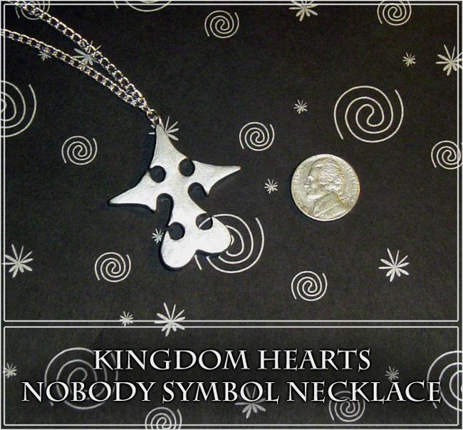 Kingdom Hearts Nobody Necklace By Yellercrakka On Deviantart