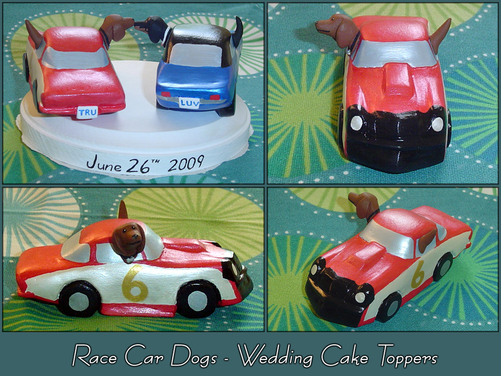 race car driver wedding cake topper racing wedding cake topper by yellercrakka on deviantart 18952