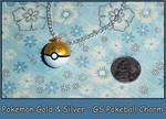 Pokemon - GS Pokeball Charm