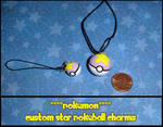 Pokemon - Custom Star Pokeball