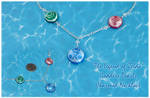 Zelda Goddess Pearls Deluxe Necklace
