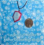 Zelda - Mirror Shield Necklace