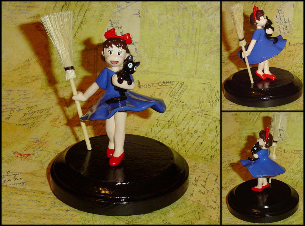 Kikis Delivery Service Jiji And Kiki Kikis Delivery Service Custom